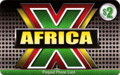 Buy Africa X phone card