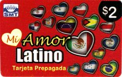 Buy Mi Amor phone card