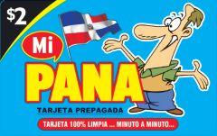 Buy Mi Pana phone card