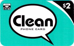 Buy Clean phone card